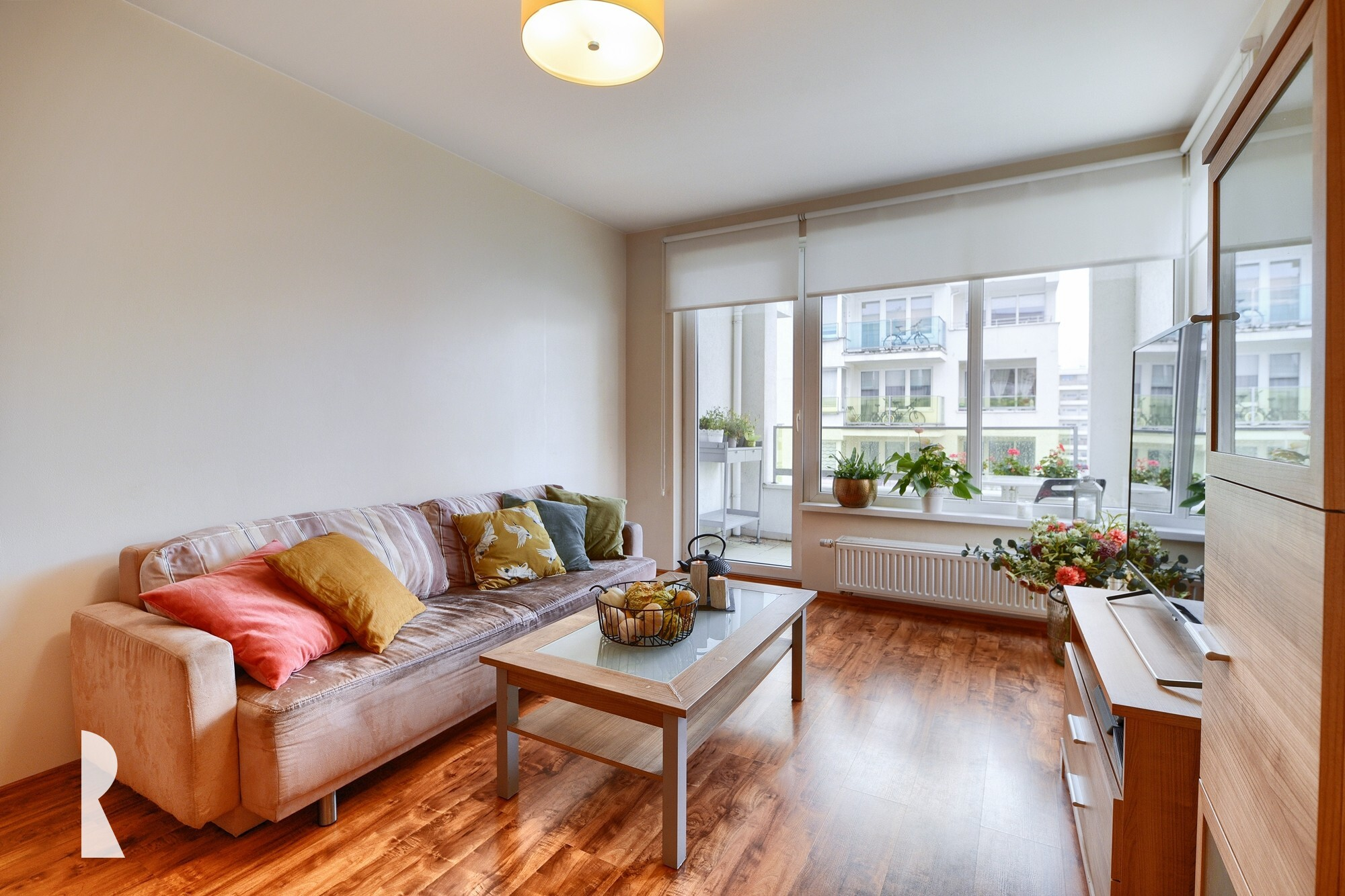 Słoneczne 2-pokojowe mieszkanie na Wilczaku