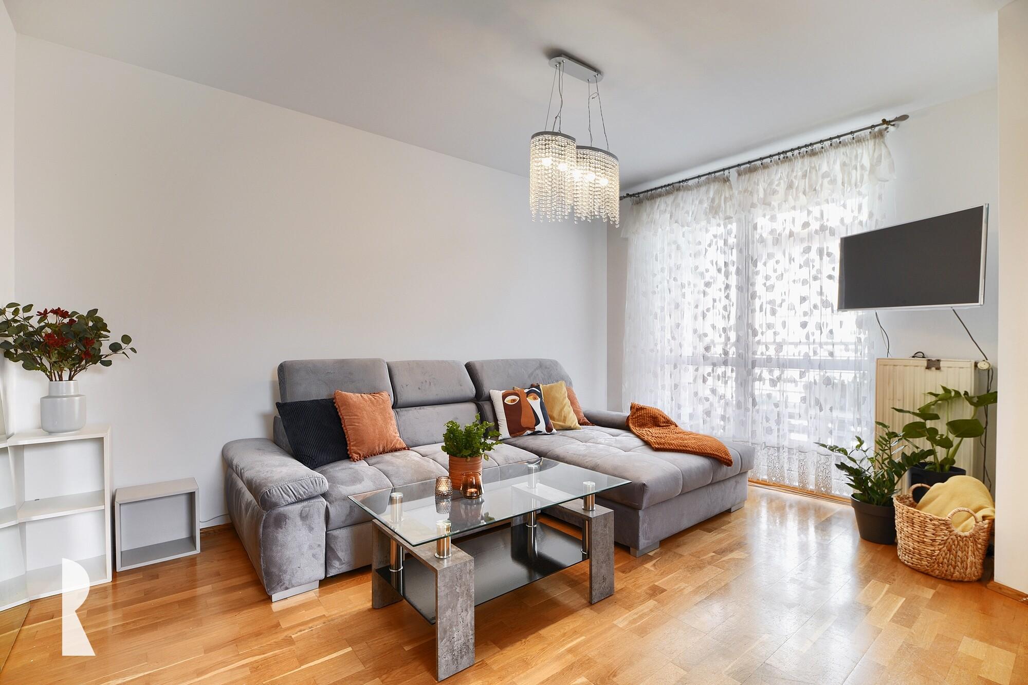 Przestronne 3-pokojowe mieszkanie – ul. Milczańska, Poznań