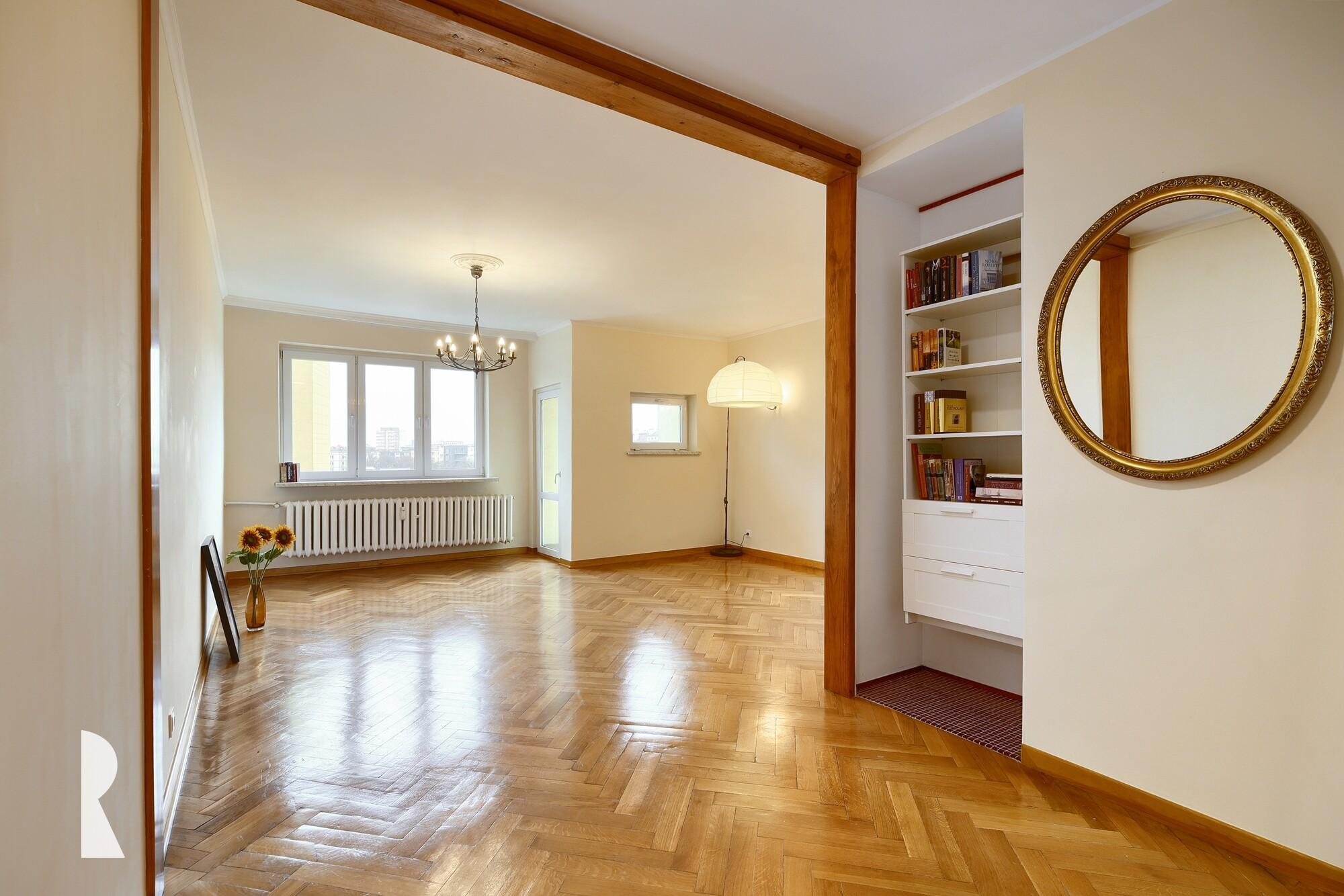 Wyjątkowe, słoneczne mieszkanie 80 m2
