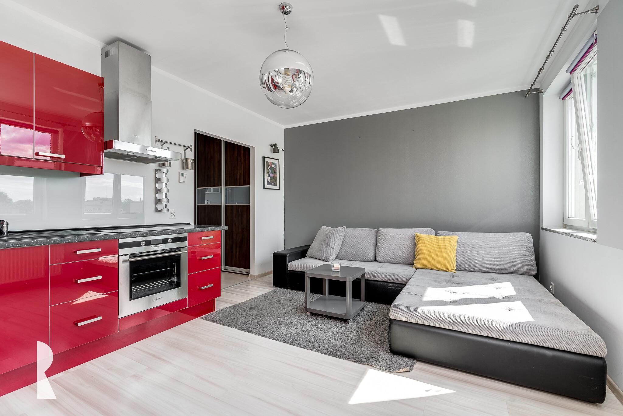 3 pokojowe mieszkanie – ul. Karpia, Poznań