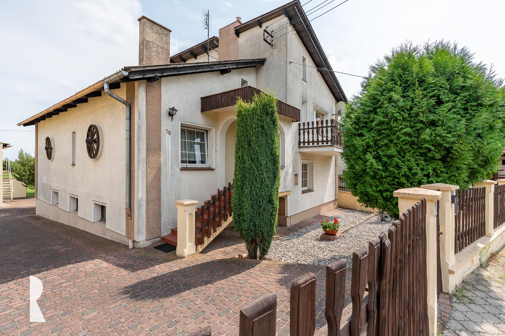 Klimatyczny dom – Kcynia, ul. Sienkiewicza