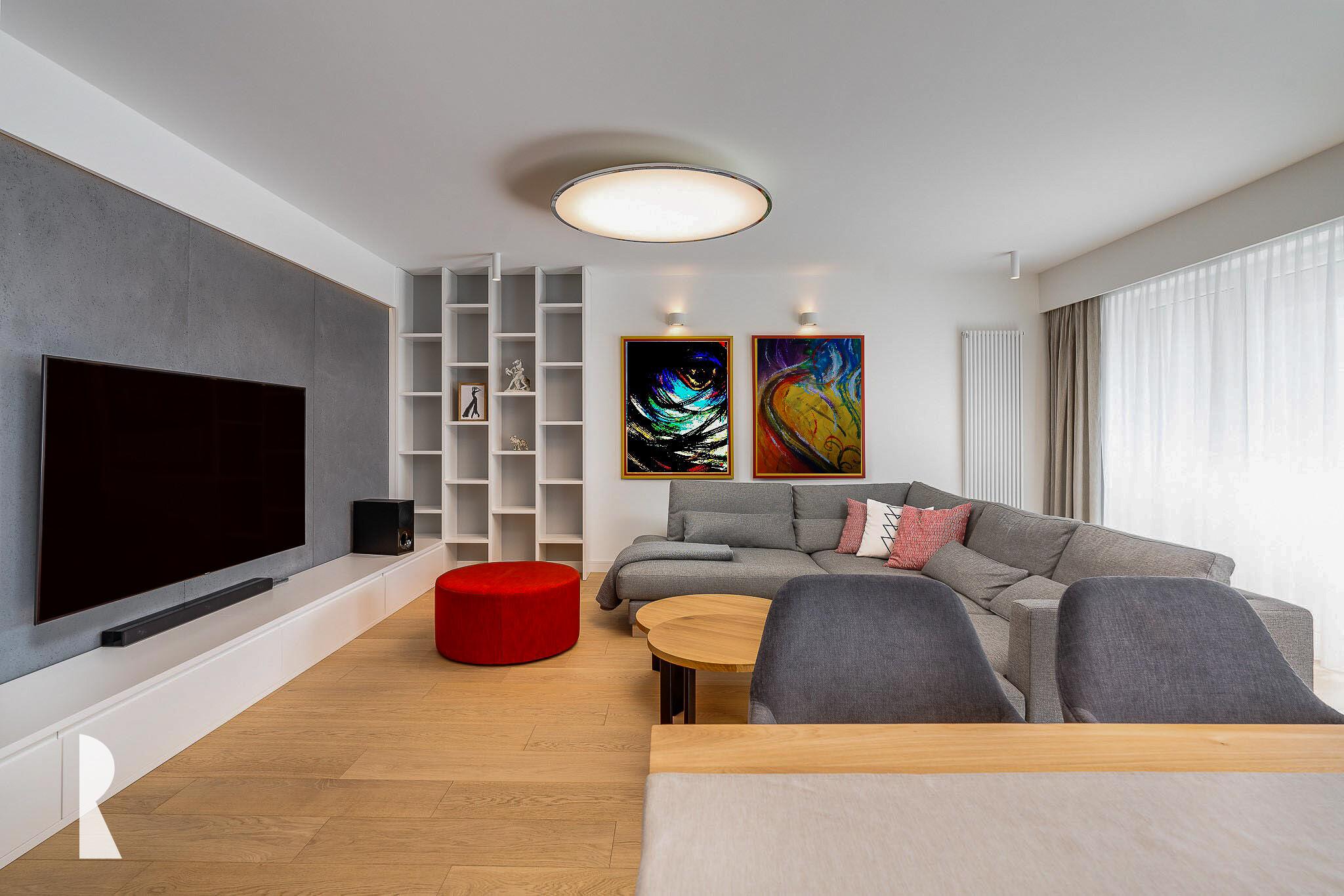 Apartament dla wymagających z dwoma tarasami
